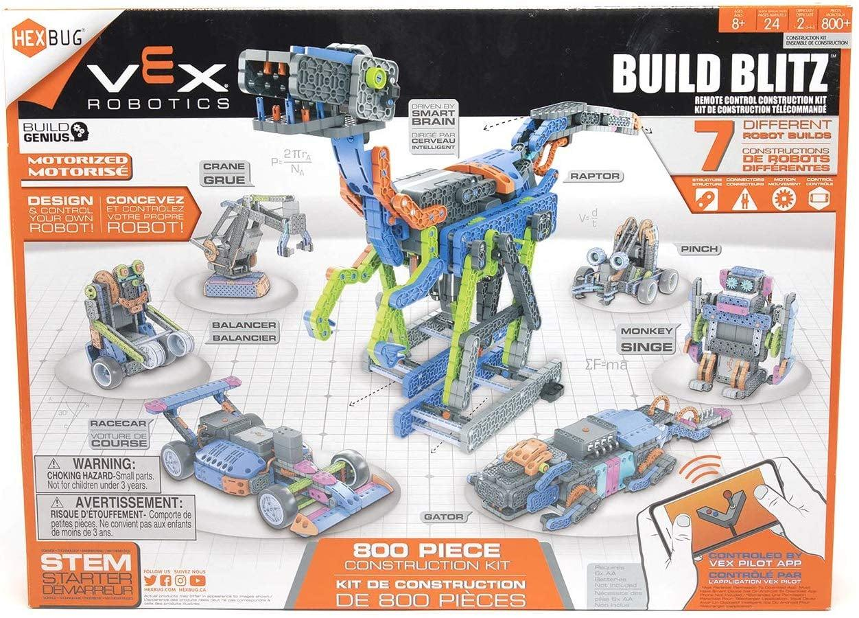 "<p>With the <a href=""https://www.popsugar.com/buy/HEXBUG-Build-Blitz-Construction-Kit-493056?p_name=HEXBUG%20Build%20Blitz%20Construction%20Kit&retailer=amazon.com&pid=493056&price=150&evar1=moms%3Aus&evar9=45287916&evar98=https%3A%2F%2Fwww.popsugar.com%2Fphoto-gallery%2F45287916%2Fimage%2F46745238%2FHEXBUG-Build-Blitz-Construction-Kit&list1=gifts%2Choliday%2Cstocking%20stuffers%2Cgift%20guide%2Cgifts%20for%20kids%2Cgifts%20for%20babies%2Cgifts%20for%20toddlers&prop13=api&pdata=1"" rel=""nofollow"" data-shoppable-link=""1"" target=""_blank"" class=""ga-track"" data-ga-category=""Related"" data-ga-label=""https://www.amazon.com/HEXBUG-Construction-Sheets-Controlled-Orange/dp/B07VTHWVHM"" data-ga-action=""In-Line Links"">HEXBUG Build Blitz Construction Kit</a> ($150) kids ages 8 and up can build seven different robotic designs that can then be controlled with a smartphone.</p>"