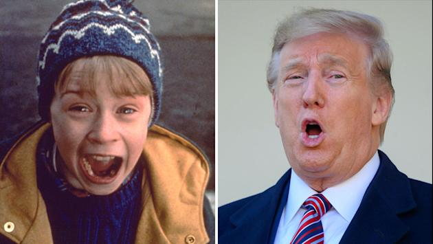 Trump Trolls Trudeau Over CBC 'Home Alone 2' Omission
