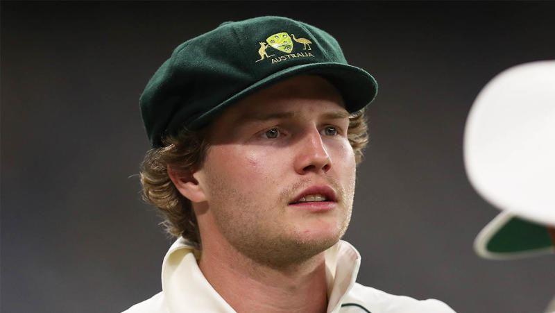 Will Pucovski (pictured) and Nic Maddinson will return for Victoria in the Sheffield Shield this weekend. (Getty Images)