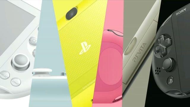 Sony PS Vita Physical Game Production to End by March 2019