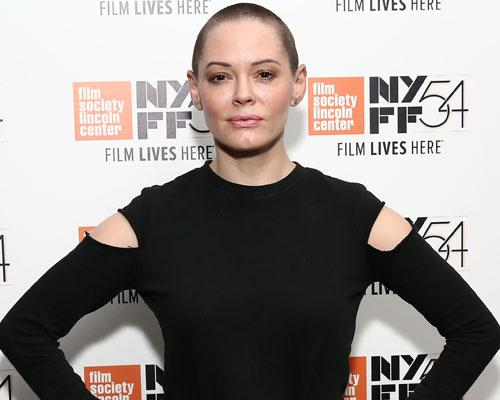 Rose McGowan urges her fellow actors to take a stand after her sexual assault story