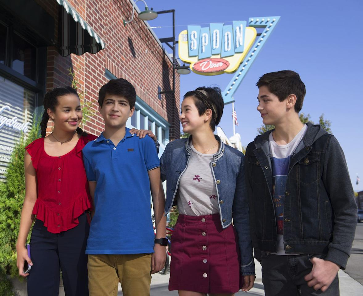 "<p><strong>WHEN:</strong> Season 2, Episode 1</p><p><strong>WHY IT MATTERS:</strong> The character Cyrus became Disney Channel's <a href=""https://www.seventeen.com/celebrity/movies-tv/a13097212/andi-mack-will-introduce-disney-channels-first-ever-gay-main-character-and-its-about-time/"" target=""_blank"">first openly gay character</a>, coming out to his friend Buffy on the season 2 premiere.</p><p><a href=""https://deadline.com/2017/10/disney-channel-andi-mack-character-come-out-gay-1202194584/"" target=""_blank"">Per <em>Deadline</em></a>: ""<em>Andi Mack</em> is a story about 'tweens' figuring out who they are,"" said Disney Channel in a statement. ""(Creator) Terri Minsky, the cast and everyone involved in the show takes great care in ensuring that it's appropriate for all audiences and sends a powerful message about inclusion and respect for humanity.""</p><p>The news of the LGBTQ storyline dropped before the episode aired and, unfortunately, <a href=""https://onemillionmoms.com/current-campaigns/disney-channel-introducing-first-gay-character/"" target=""_blank"">some people complained</a>. </p><p><a class=""body-btn-link"" href=""https://fave.co/2DyzoRg"" target=""_blank""><strong>WATCH NOW</strong></a></p><p><a href=""https://www.seventeen.com/celebrity/movies-tv/a13118401/andi-mack-progressive-show-disney-channel/""><strong>MORE:</strong> Disney's <em>Andi Mack</em> Is Doing Everything Right and All Shows Need to Take Notice</a></p>"