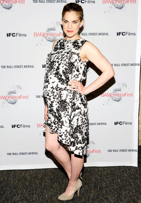 Anna Chlumsky Is Due Next Month: See the Pregnant Veep Star's Baby Bump!