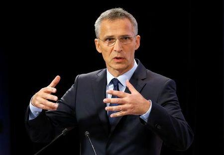 NATO Secretary General welcomes USA approach to Afghanistan
