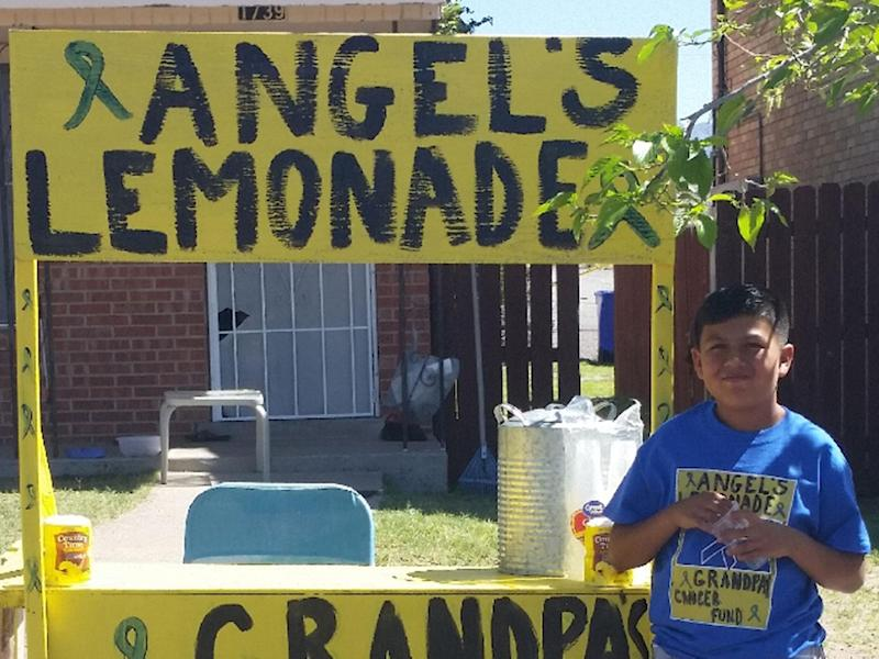 Angel Reyes's page has raised more than $5,000 for Richard Sanchez, who is likely to need chemotherapy: gofundme.com/Chasity Sanchez