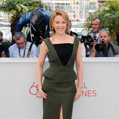 Kylie Minogue 'super excited' for Olympics