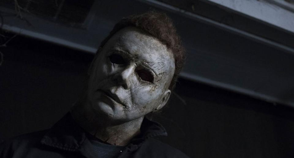 Michael Myers in a still from Halloween. (Universal Pictures)