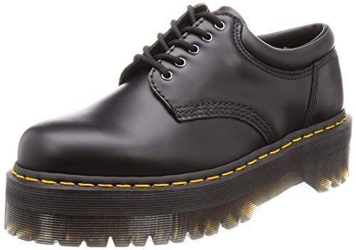 """<p><strong>Dr. Martens</strong></p><p>amazon.com</p><p><strong>$184.32</strong></p><p><a href=""""https://www.amazon.com/dp/B07MVMGWLZ?tag=syn-yahoo-20&ascsubtag=%5Bartid%7C10063.g.37609392%5Bsrc%7Cyahoo-us"""" rel=""""nofollow noopener"""" target=""""_blank"""" data-ylk=""""slk:Shop Now"""" class=""""link rapid-noclick-resp"""">Shop Now</a></p><p>Not only are these platform shoes super trendy, they are also high-quality and a great all-in-one shoe. </p>"""
