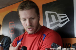 In Tuesday's Daily Dose, D.J. Short discusses Roy Halladay's return from shoulder surgery and the arrival of Andrew Lambo