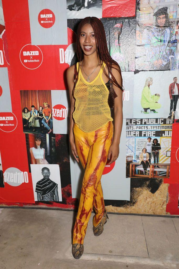 "<p>At only 25 years old, Nigerian-born, London-based Mowalola Ogunlesi has carved out a space for herself in the competitive fashion industry, with provocative and powerful designs under her namesake brand.</p><p>The designer, who works largely with PVC and leather, takes great pains to create fashion that challenges people and '<a href=""https://www.instagram.com/p/B2tg7wKgu-d/"" rel=""nofollow noopener"" target=""_blank"" data-ylk=""slk:screams [her] lived experience as a Black person"" class=""link rapid-noclick-resp"">screams [her] lived experience as a Black person</a>'.</p><p>She's already dressed huge names like <a href=""https://www.dazeddigital.com/fashion/article/46144/1/naomi-campbell-and-mowalola-comment-on-that-bullet-hole-dress"" rel=""nofollow noopener"" target=""_blank"" data-ylk=""slk:Naomi Campbell at the supermodel's Fashion for Relief gala"" class=""link rapid-noclick-resp"">Naomi Campbell at the supermodel's Fashion for Relief gala</a>, as well as Kim Kardashian and Solange, and was recently named <a href=""https://www.dazeddigital.com/fashion/article/49648/1/breaking-mowalola-ogunlesi-appointed-design-director-for-yeezy-gap-kanye-west"" rel=""nofollow noopener"" target=""_blank"" data-ylk=""slk:Design Director of Kanye West's Yeezy Gap"" class=""link rapid-noclick-resp"">Design Director of Kanye West's Yeezy Gap</a> initiative. </p>"