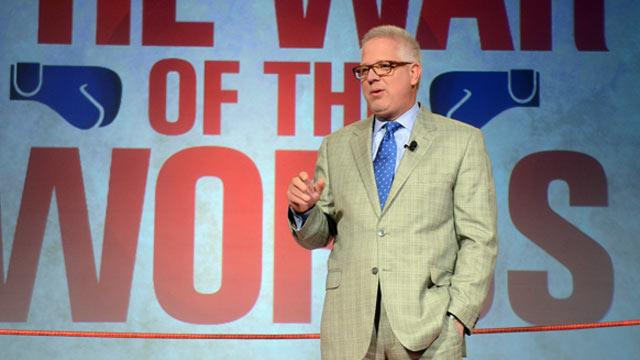 Glenn Beck's Surprising Endorsement