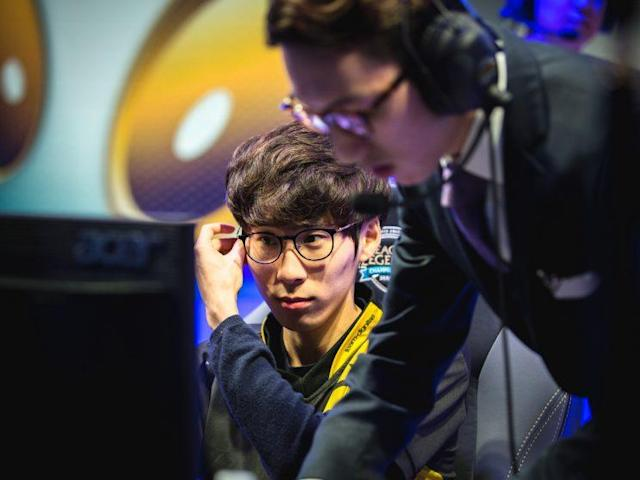 Chaser is one of the highest profile Korean imports to come to North America (lolesports)