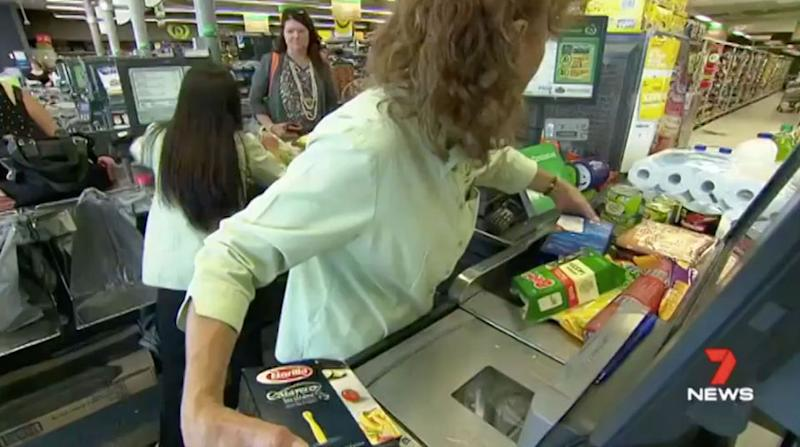 There were no clear winners in this Deakin University supermarket survey. Source: 7 News