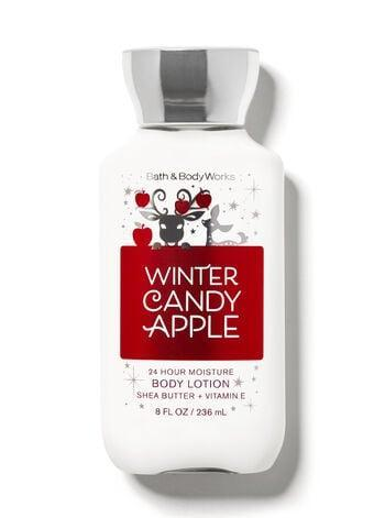 <p><span>Bath &amp; Body Works Winter Candy Apple Super Smooth Body Lotion</span> ($8, originally $14)</p>