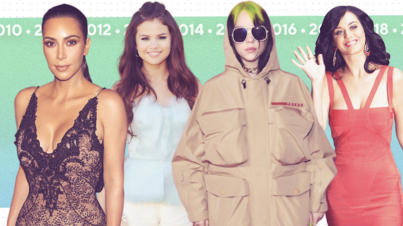 The Best Fashion Trends of 2010s -- The Naked Dress, Athleisure and More