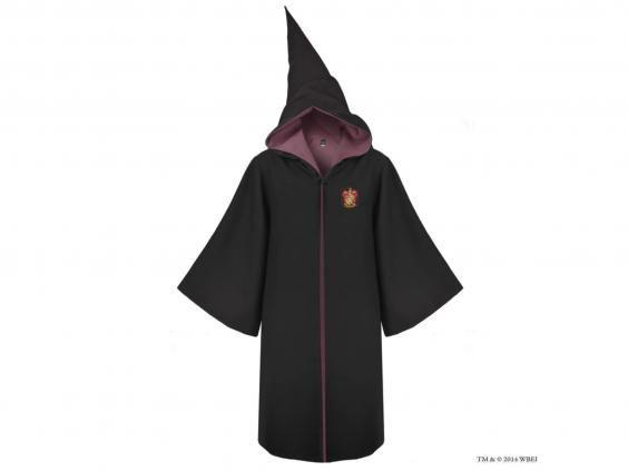 You can personalise this adult robe with your name too (Warner Bros Studio)