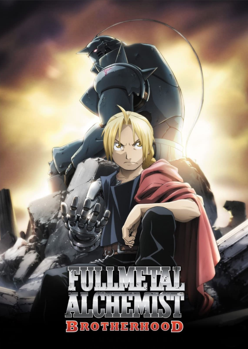 """<p>Elsewhere, <a href=""""https://www.menshealth.com/entertainment/g32380506/best-animated-series/"""" rel=""""nofollow noopener"""" target=""""_blank"""" data-ylk=""""slk:we ranked FMAB as the #4 animated series of all time"""" class=""""link rapid-noclick-resp"""">we ranked FMAB as the #4 animated series <em>of all time</em></a>, so it's not just good anime; it's good TV, period. Something like an rated-R <em>Avatar: The Last Airbender</em>, FMAB is part family drama, part war epic, part political allegory.  </p>"""