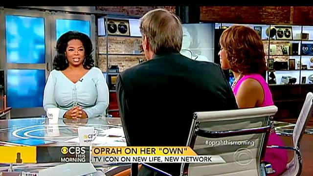 Oprah on Difficulties and Mistakes at OWN