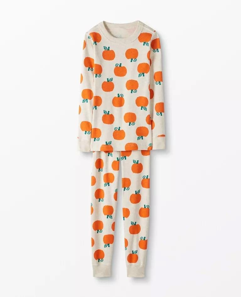 <p>Aren't these <span>Long John Pajamas in Organic Cottons</span> ($35, originally $46) just the cutest?!</p>
