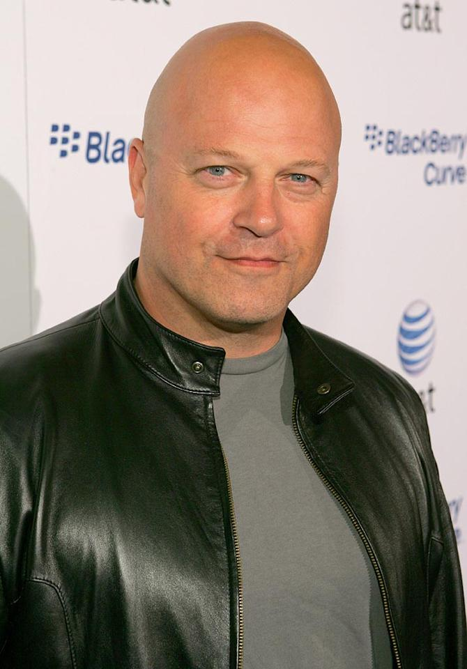 "Michael Chiklis' hard-as-nails exterior has helped him in his detective roles, first on ""The Commish"" and later on ""The Shield."" John Shearer/<a href=""http://www.wireimage.com"" target=""new"">WireImage.com</a> - May 31, 2007"