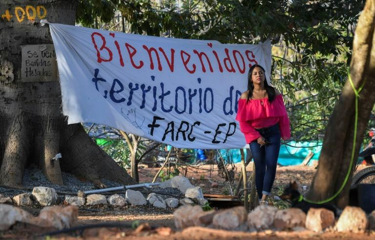 About 40 percent of the FARC's 7,000 members are women