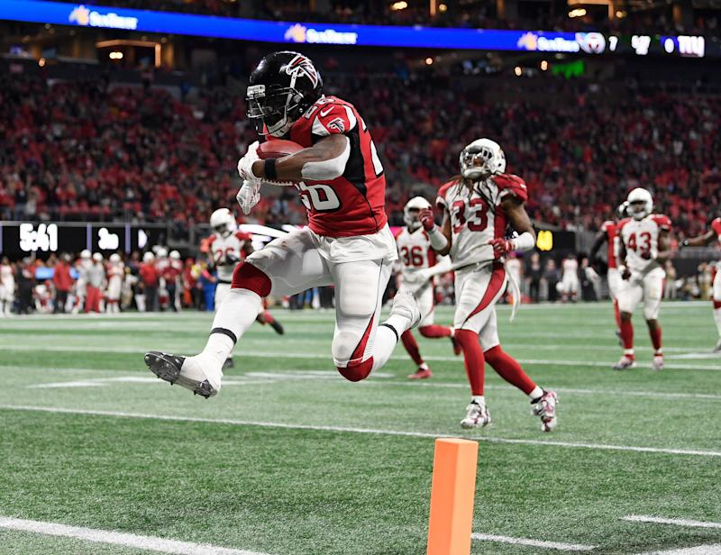 Tevin Coleman going to 49ers, report says