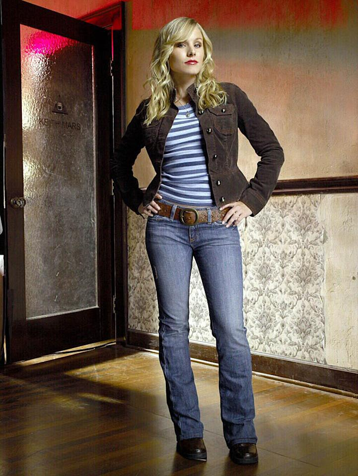 "Kristen Bell in ""Veronica Mars"" Season 3."
