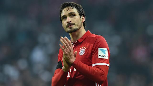Mats Hummels has been ruled out of Bayern Munich's Champions League encounter with Real Madrid due to an ankle injury.