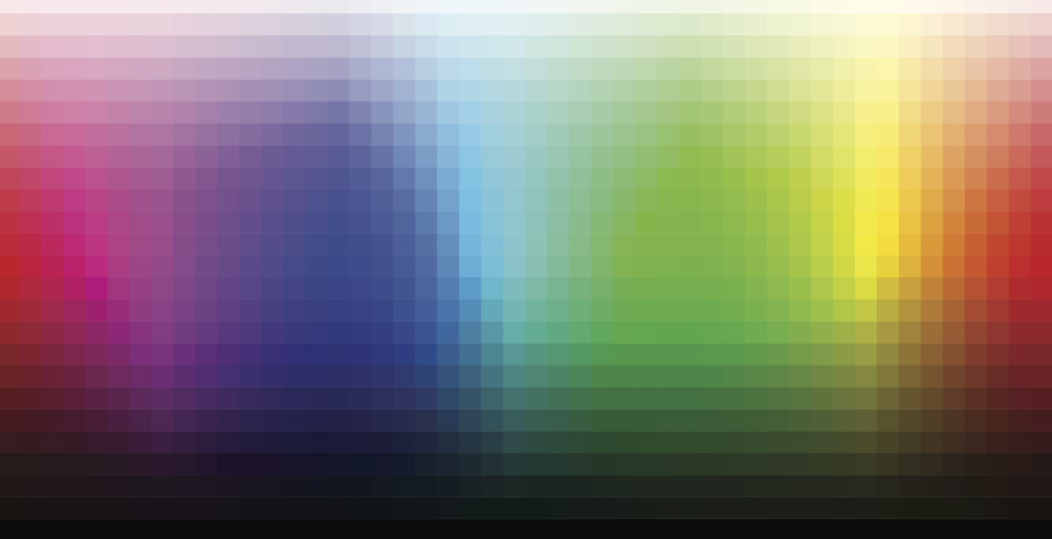 """<span class=""""caption"""">One of the most popular default colour palettes, rainbow, can actually produce misleading information.</span> <span class=""""attribution""""><span class=""""source"""">(Shutterstock)</span></span>"""