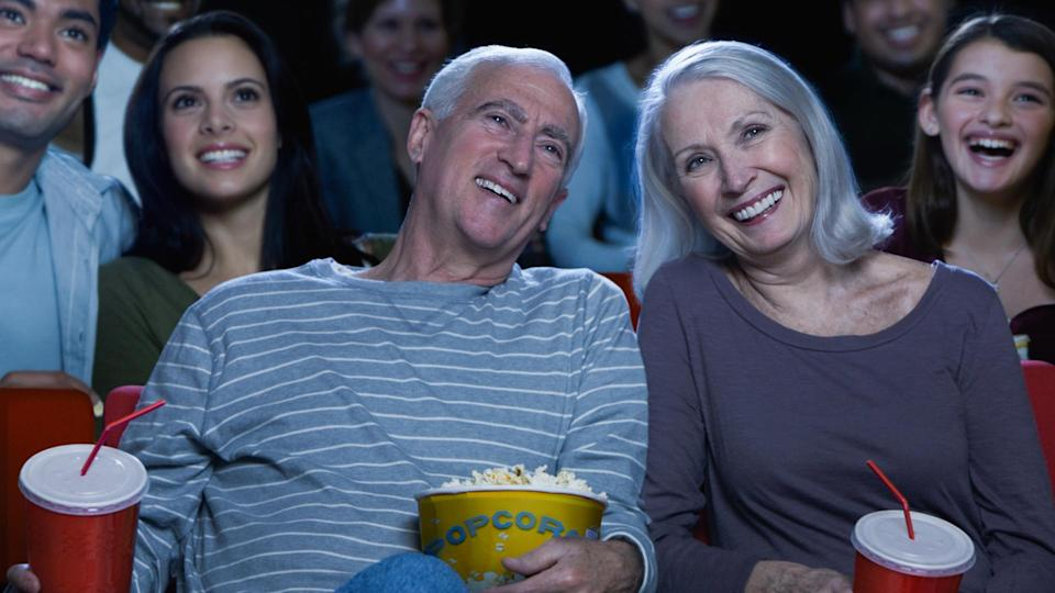 <p>When you're working full time, catching the latest blockbuster takes planning. Seniors, however, can catch up on all the Oscar-nominated flicks at discounted matinee prices. If catching a movie in the afternoon isn't your thing, check out senior discounts for evening shows.</p>