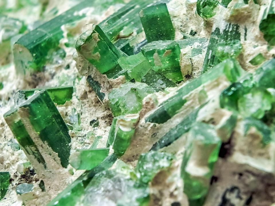 There are some 5,000 types of mineral on Earth (Getty Images/iStockphoto)
