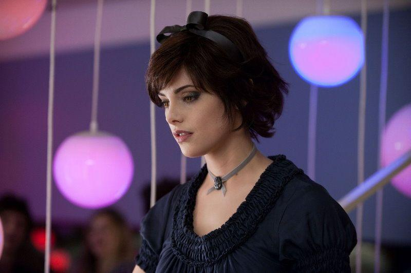 """<p>Ashley Greene had only been in a couple other movies before snagging the role of Alice. She originally wanted to be a model, but after being told she was too short, she got into acting. And funnily enough, her height was also an <a href=""""https://www.mtv.com/news/1583644/twilight-star-ashley-greene-responds-to-books-fans-who-think-she-and-her-hair-arent-short-enough/"""" rel=""""nofollow noopener"""" target=""""_blank"""" data-ylk=""""slk:issue"""" class=""""link rapid-noclick-resp"""">issue</a> in casting her as the tiny Alice, who was supposed to be 4'10"""" (she's 5'5"""").</p>"""