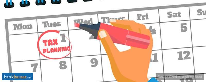 Don't Leave Tax Planning For March. Start Today