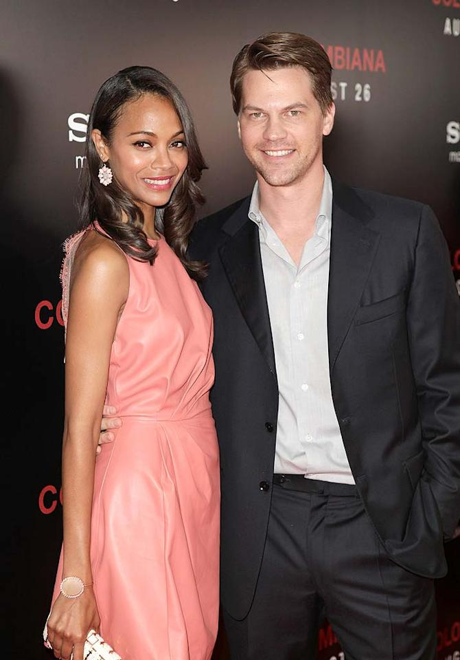 After a relationship that was longer than most marriages last -- 11 years -- including an engagement that became public in June 2010, Zoe Saldana, 33, and fiance Keith Britton ended their romantic partnership in early November. The pair remain business partners in the My Fashion Data Base website, according to <i>People</i>.