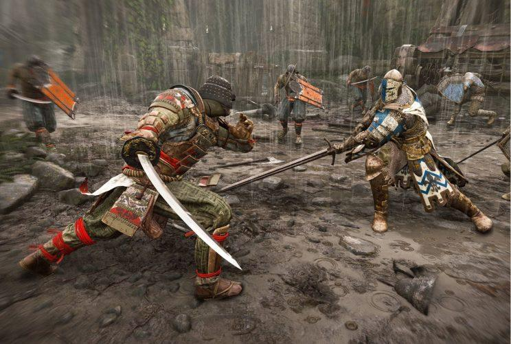 For Honor single-player campaign.