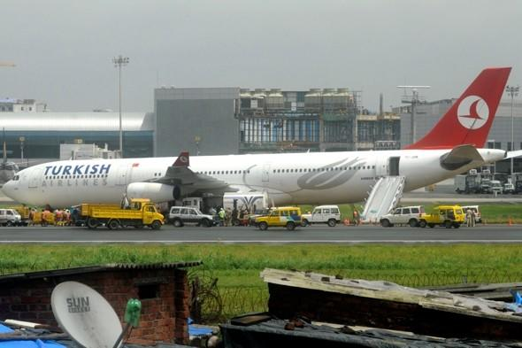 Two planes in 'serious' near miss at Dublin Airport as one illegally enters runway