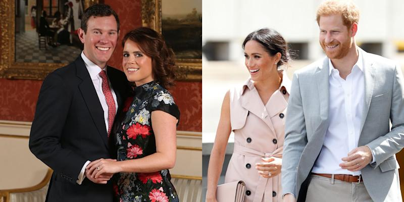 Buckingham Palace Unveils Details of Next Royal Wedding