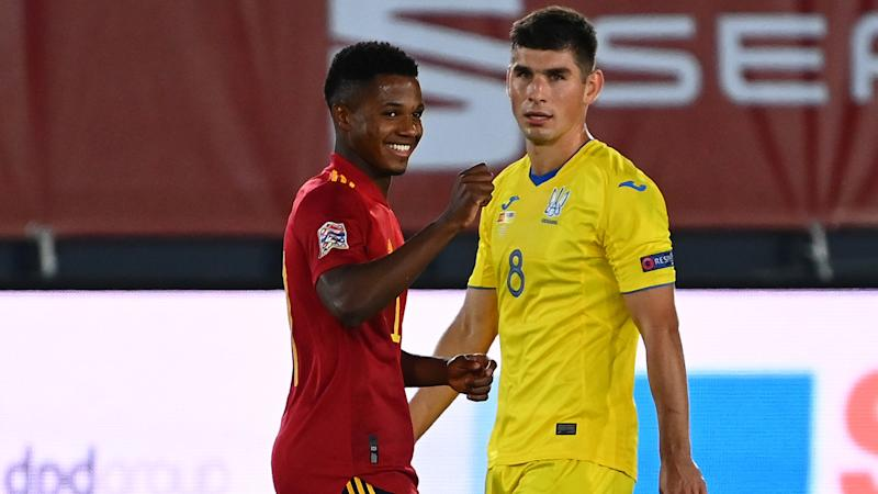 Fati breaks 95-year record to become Spain's youngest goalscorer