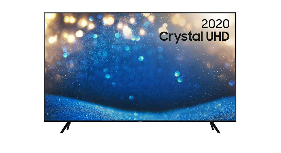 "SAMSUNG 50"" Smart 4K Ultra HD HDR LED TV"