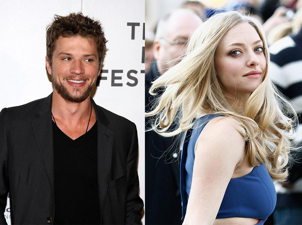 Ryan Phillippe and Amanda Seyfried. (Photo: Getty Images)