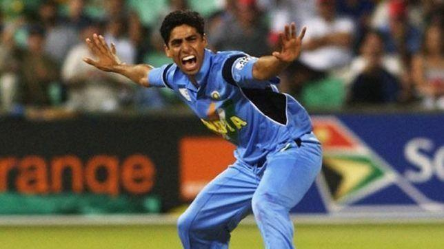 Ashish Nehra's bowling wreaked havoc in the English camp