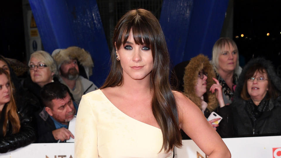 Brooke Vincent left the cobbles of 'Coronation Street' in 2019, having played Sophie Webster for 15 years. (Karwai Tang/WireImage)