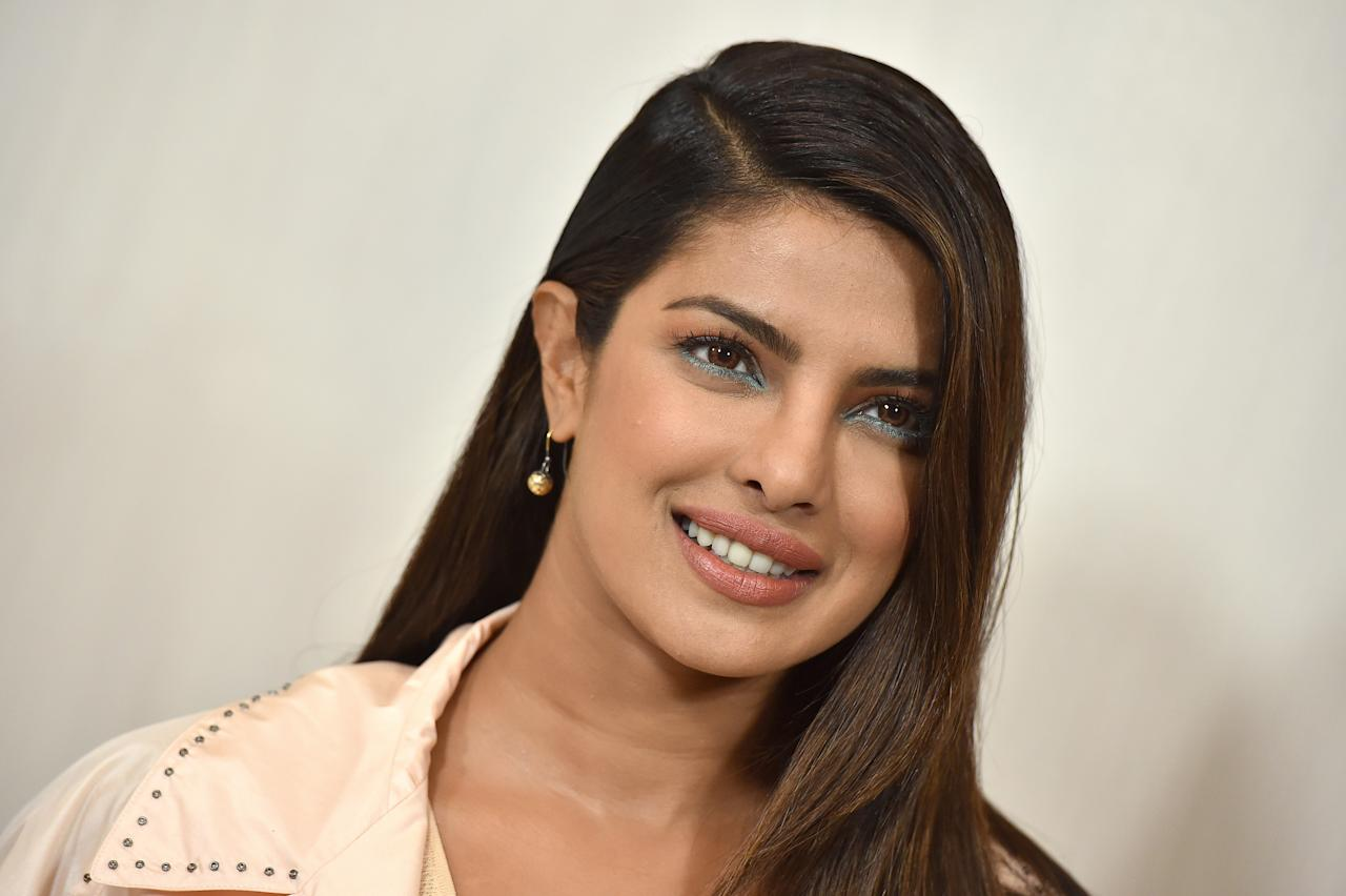 <p>Rank 97. Bollywood (and now Hollywood, too) actress Priyanka Chopra </p>