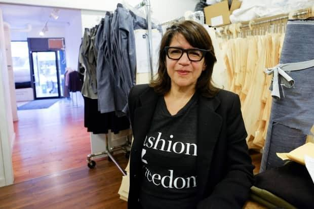 Designer Izzy Camilleri, who has clothed celebrity A-listers like Angelina Jolie, David Bowie and Meryl Streep, moved to adaptive fashion in 2005.