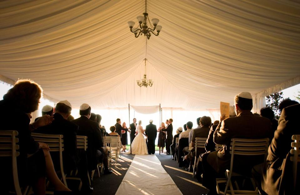 """<p>Regardless of your own beliefs, it's important to respect the couple's choices on such a sacred day. """"When you refuse to participate in or respect religious rituals during the ceremony it can offend not only the bride and groom, but also their family members,"""" says Swann.</p><p>""""It is important, however, to remain committed to your own personal faith, and if their religious rituals contradict your faith the best way to handle it is to bow out gracefully by either remaining silent or passing on whatever the ritual is, but don't make a fuss of it,"""" she adds.</p>"""