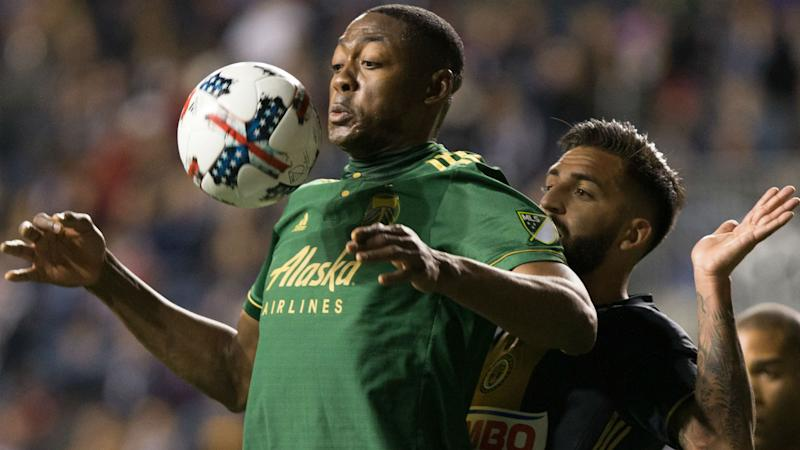 Portland Timbers' Fanendo Adi suspended for violent conduct