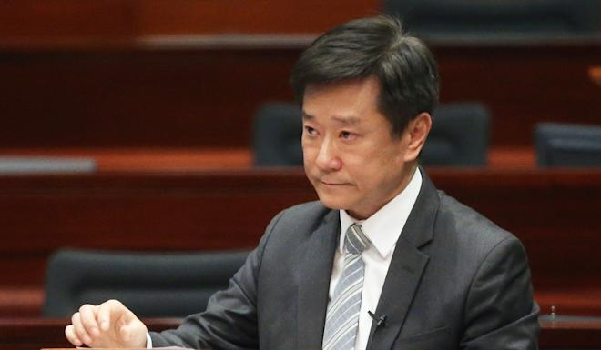 Yiu Si-wing has confirmed the usual fireworks for Lunar New Year will not happen in 2020. Photo: SCMP