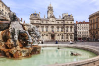 Escape the Parisian crowds for a long weekend in Lyon with nothing but great nosh, lazy strolls and museum wanders on the agenda. <em>[Photo: Getty]</em>