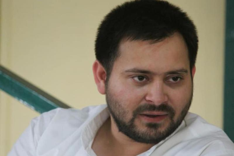 Amid 'Crisis of the Century', Amit Shah's Bihar Rally Nothing But 'Political Vulturism': Tejashwi