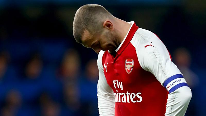 I should be in the squad - Wilshere laments England snub